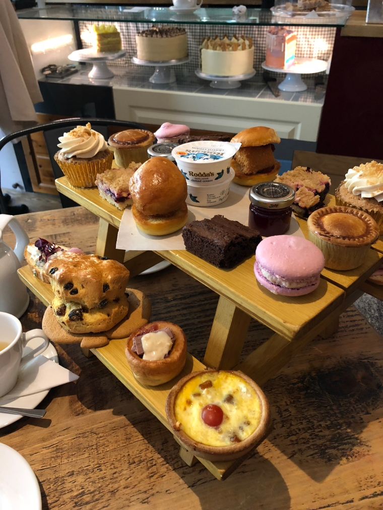 The Lane Deal afternoon tea